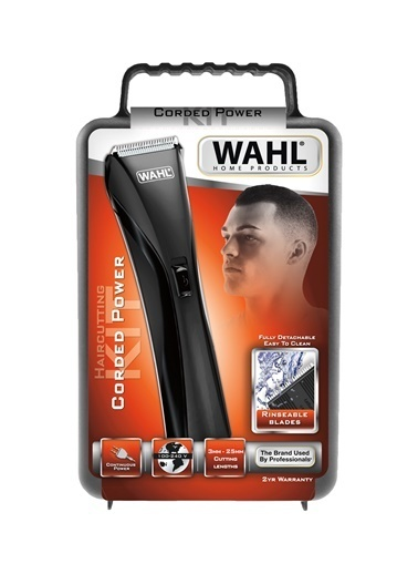 Wahl Wahl 9699 Hair & Beard Corded Saç SakalKesme Makinesi Renksiz